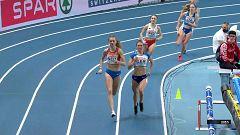 Atletismo - Campeonato de Europa Pista Cubierta. Final Femenina 4x400m