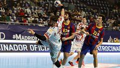 Balonmano - Copa del Rey. Final: Ademar León - Barça