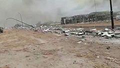 Al menos 17 muertos y 420 heridos tras una cadena de explosiones en Bata, Guinea Ecuatorial