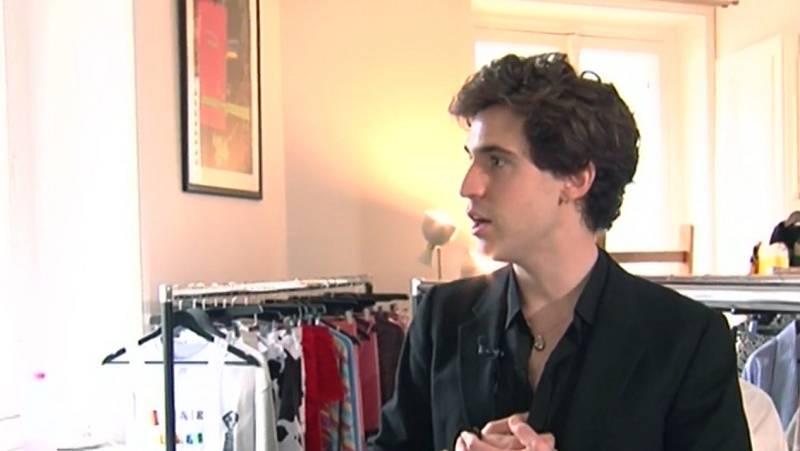 Arturo Obegero, una apuesta española para la Semana de la Moda de París