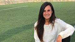 Luri Sorroche, una pionera rompiendo barreras en el fútbol catalán