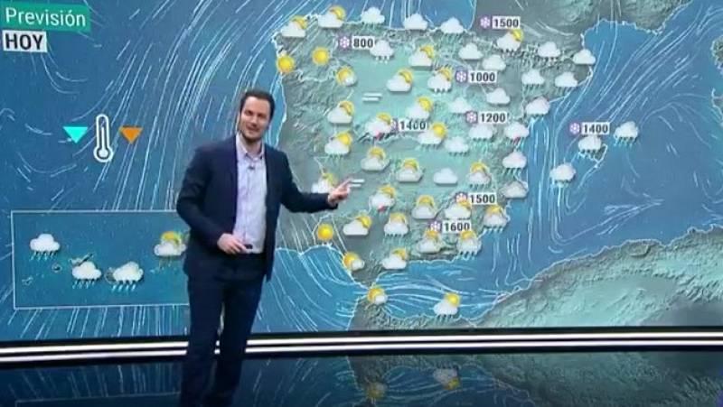 La Aemet prevé lluvia en la Comunidad Valenciana, Baleares y sudeste peninsular
