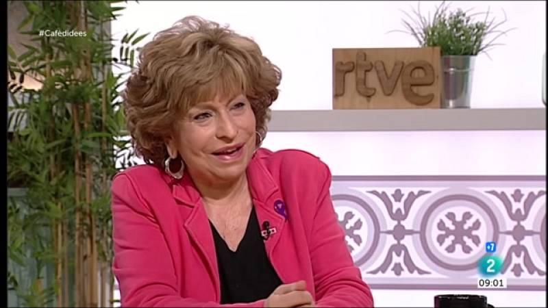 """Magda Oranich: """"No és bo dir que no hem avançat, hem avançat moltíssim"""""""