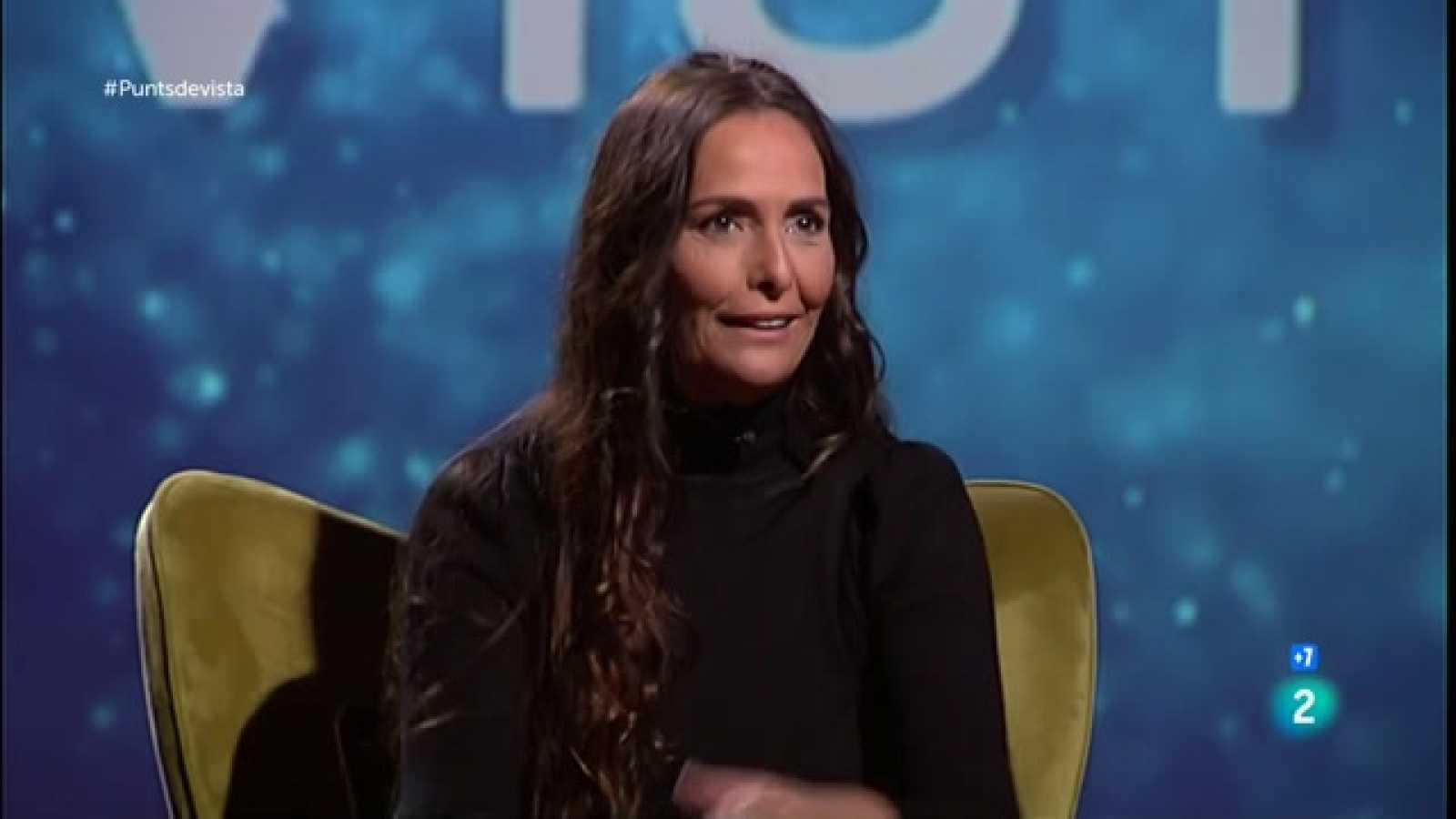 Entrevista Mónica Pérez a Punts de vista