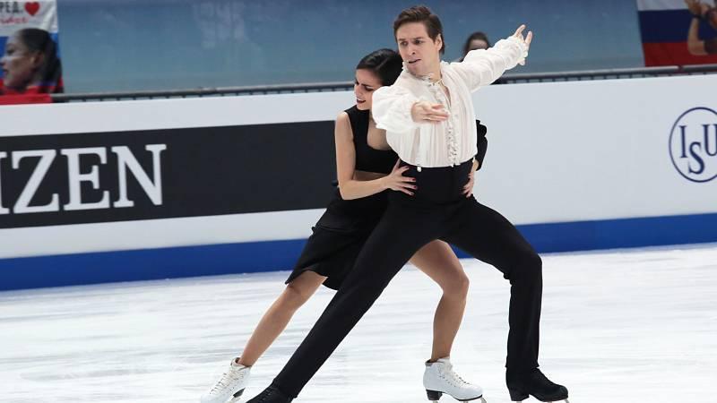 Sara Hurtado y Kiril Jalyavin, al Mundial de Estocolmo