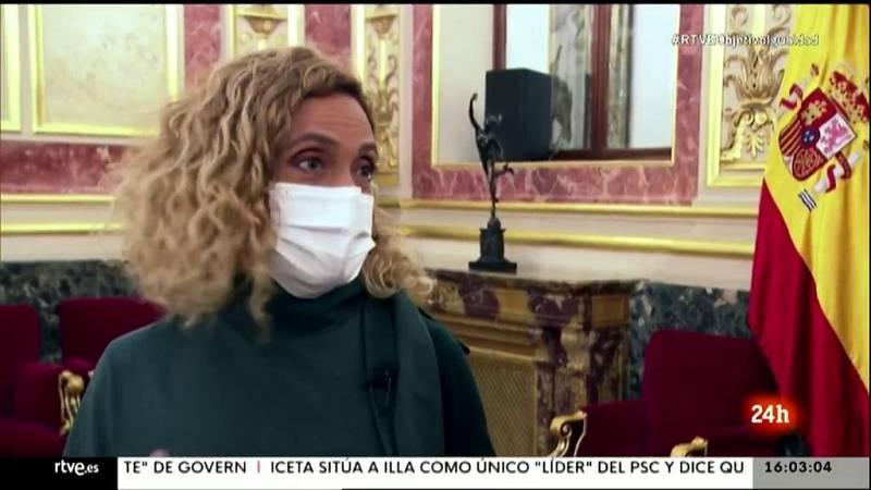 Parlamento - El foco parlamentario - 8M: Meritxell Batet, presidenta del Congreso - 06/03/2021