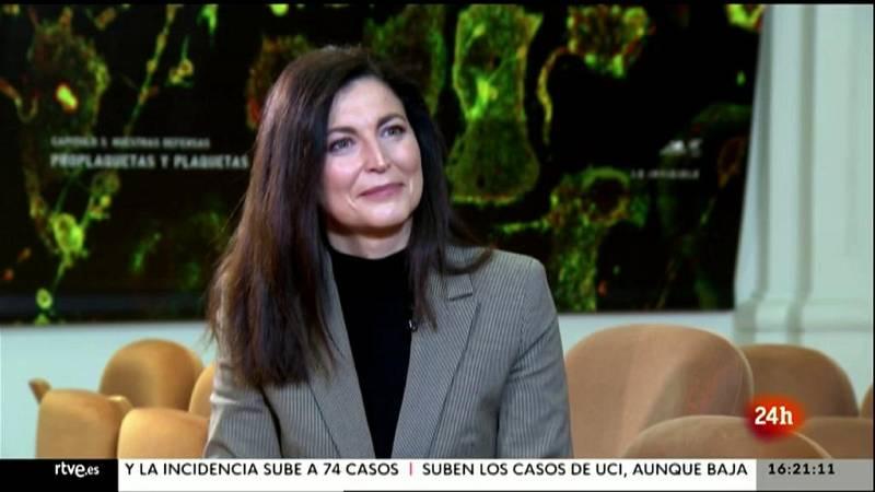 Parlamento - La Entrevista - 8M: Raquel Yotti, directora del Instituto de Salud Carlos III - 06/03/2021