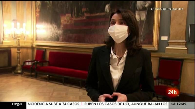 Parlamento - El foco parlamentario - 8M: Pilar Llop, presidenta del Senado - 06/03/2021