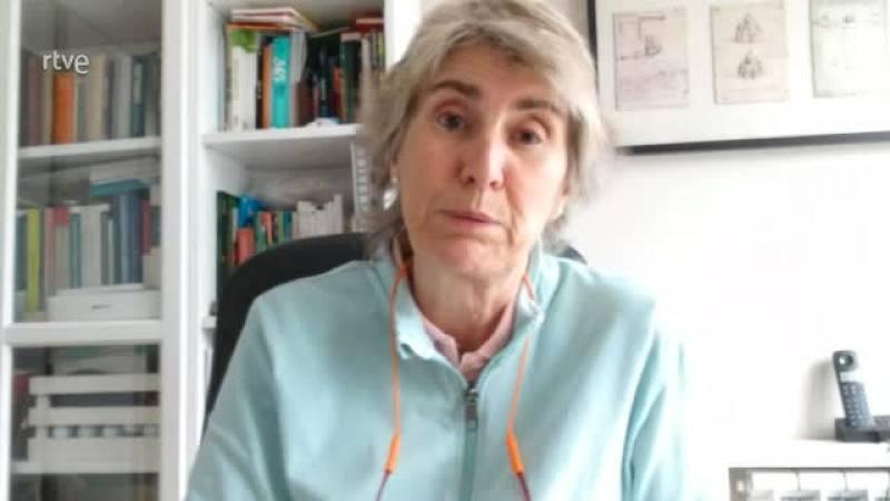Paloma del Río nos habla del Mundial de Estocolmo