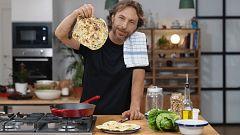Pan chapati, el pan rápido y sin horno de Gipsy Chef