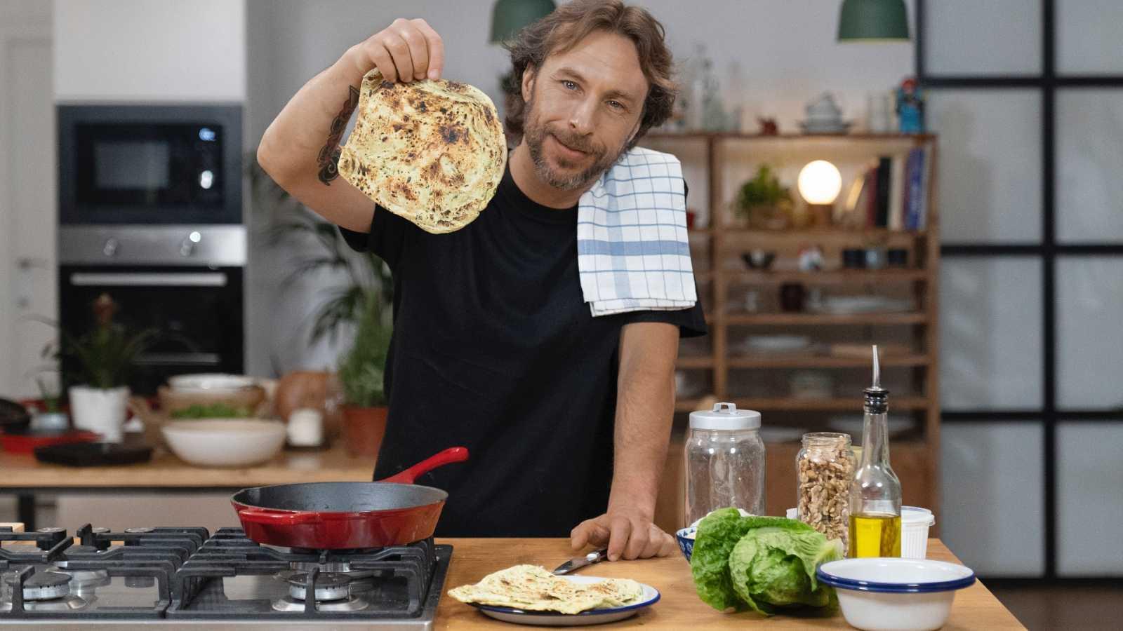 pan chapati gipsy chef