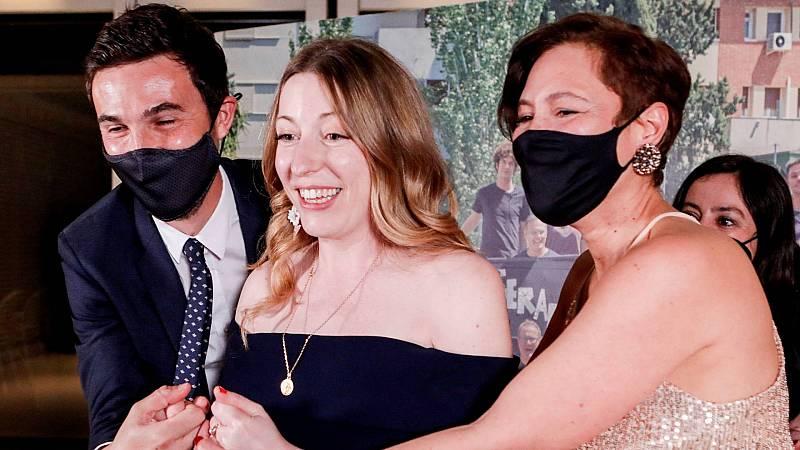 La película 'Las niñas' hace historia en los Goya, con sus cuatro premios, en el año de las mujeres