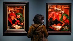 Marinus protagoniza una nueva exposición en el Museo del Prado