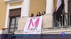 El 8M en los ayuntamientos de Extremadura