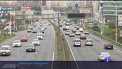 A Coruña e Pontevedra recuperan hoxe a mobilidade