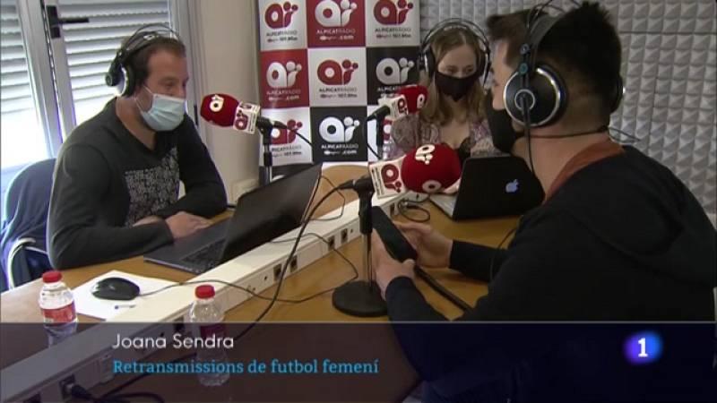Premi a la feina per fer visible el futbol femení