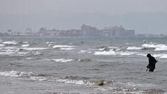 Precipitaciones persistentes en el entorno de la Comunidad Valenciana, sudeste peninsular y Baleares