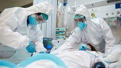 Las estancias en la UCI se alargan como consecuencia de la bajada en la edad media de los pacientes