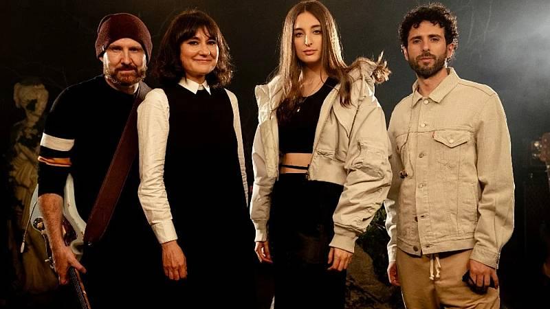 Delaporte une a siete voces feministas en su proyecto 'Titanas'
