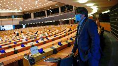 El Parlamento Europeo retira la inmunidad de Puigdemont, Comín y Ponsatí
