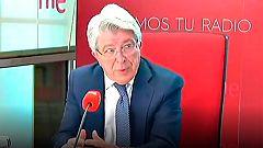 """Enrique Cerezo en RNE: """"El mensaje en redes lo dice todo y cada uno lo interpreta como quiere"""""""