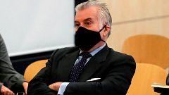 """Bárcenas acusa a la antigua cúpula del PP de """"cobardía"""" por no reconocer la """"financiación irregular"""""""