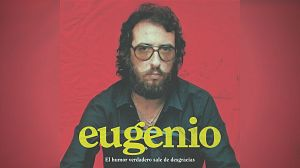 Tráiler del documental 'Eugenio. Blanco o negro'