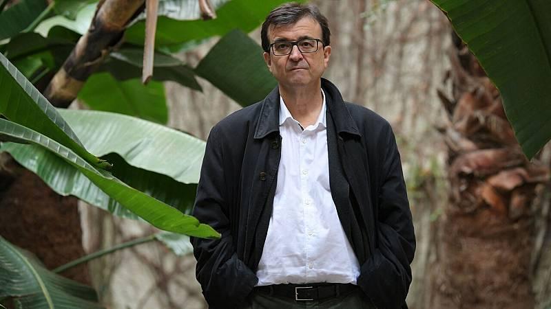Javier Cercas presenta su nueva novela, 'Independencia'