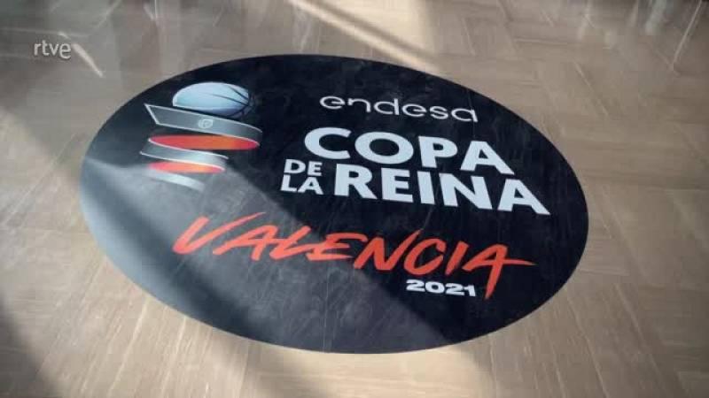 Así vivió Valencia basket su Copa desde dentro