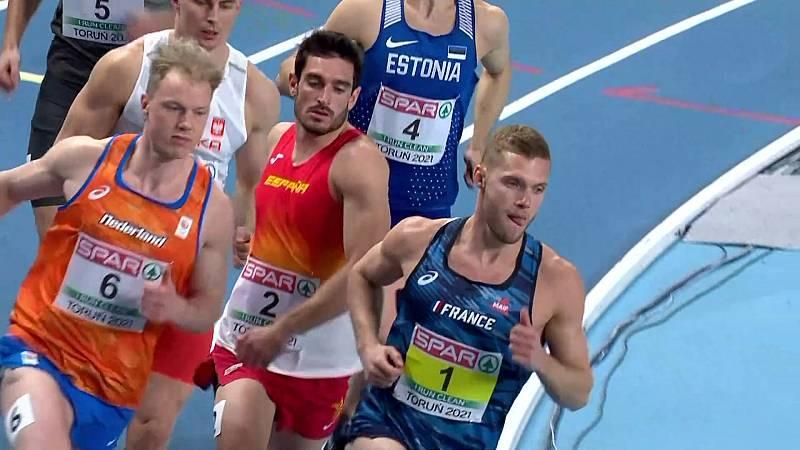 """TDP Club - Programa """"Atletismo Campeonato Europa pista cubierta"""" - ver ahora"""