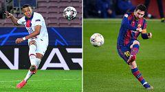 El Barça, a por la remontada milagro ante el PSG