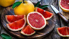 Dos formas deliciosas de comer pomelo