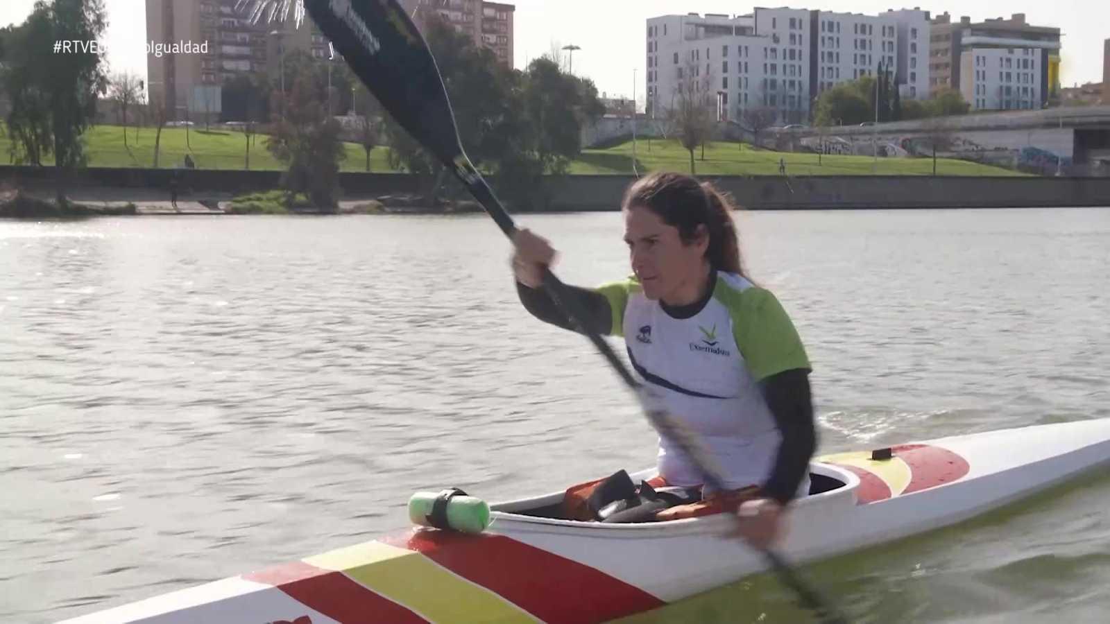 Mujer y deporte - Inés Felipe: Piragüismo adaptado - ver ahora