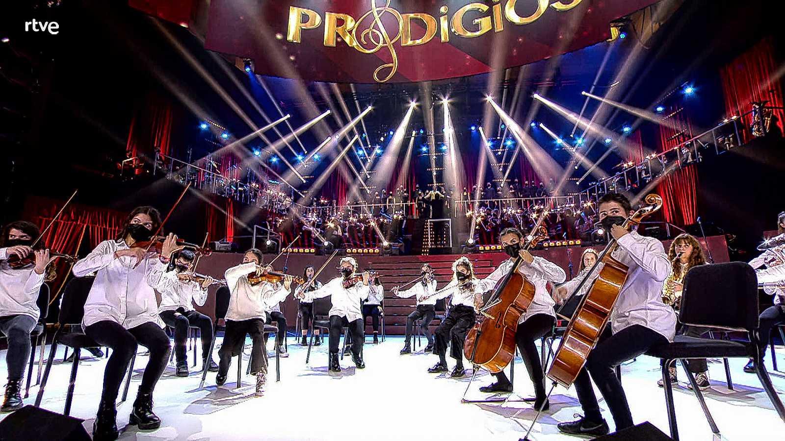 'Prodigios' estrena en La 1 su tercera temporada