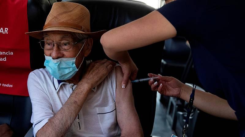 Los 50 países más ricos del mundo acaparan el 61,5 % de las vacunas