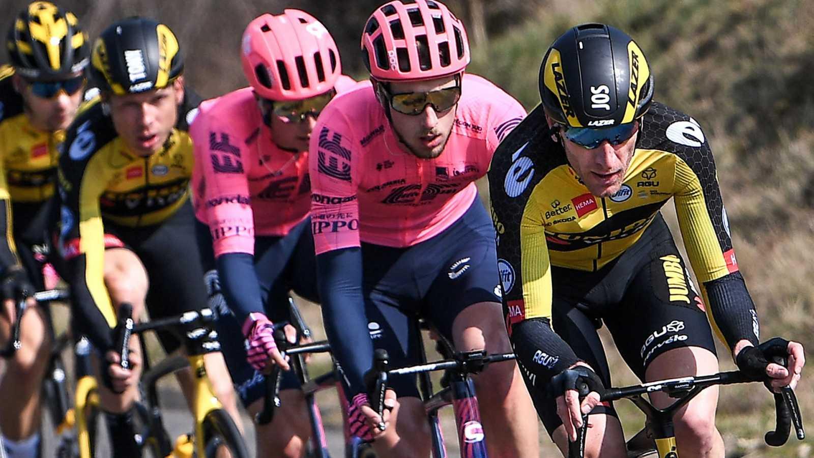 Ciclismo - París-Niza. 4ª etapa: Chalon-sur-Saône - Chiroubles - ver ahora
