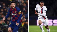 El Barça busca una remontada histórica ante el PSG