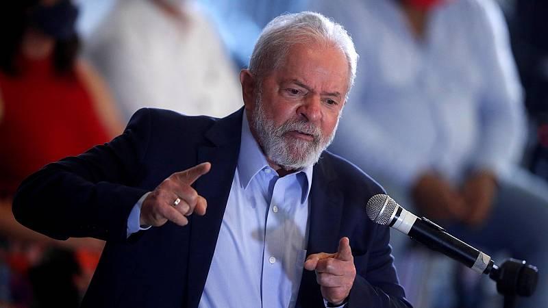 """Lula da Silva denuncia haber sido """"víctima de la mayor mentira jurídica en 500 años"""""""