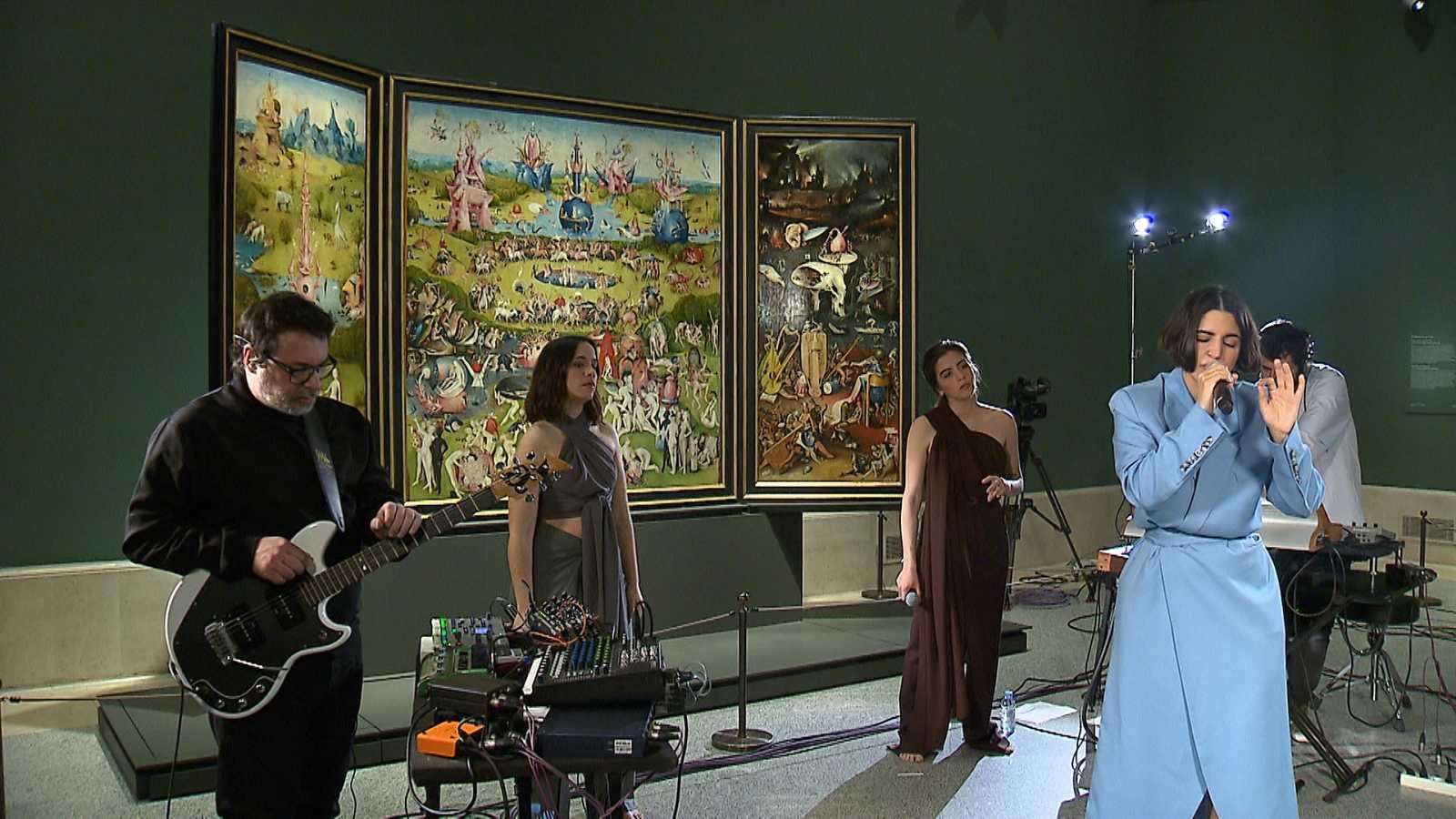 Maria Arnal i Marcel Bagés - Ventura (Directo Museo del Prado) - 18/03/21 - ver ahora