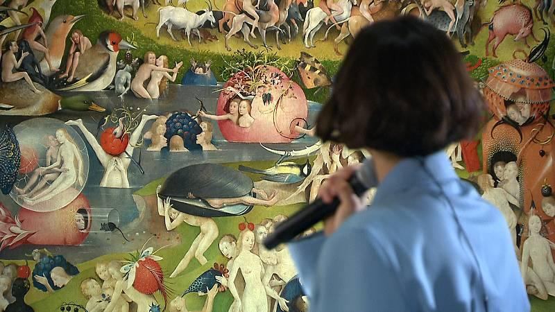 Maria Arnal i Marcel Bagés - Tú que vienes a rondarme (Directo Museo del Prado) - 10/03/21 - ver ahora