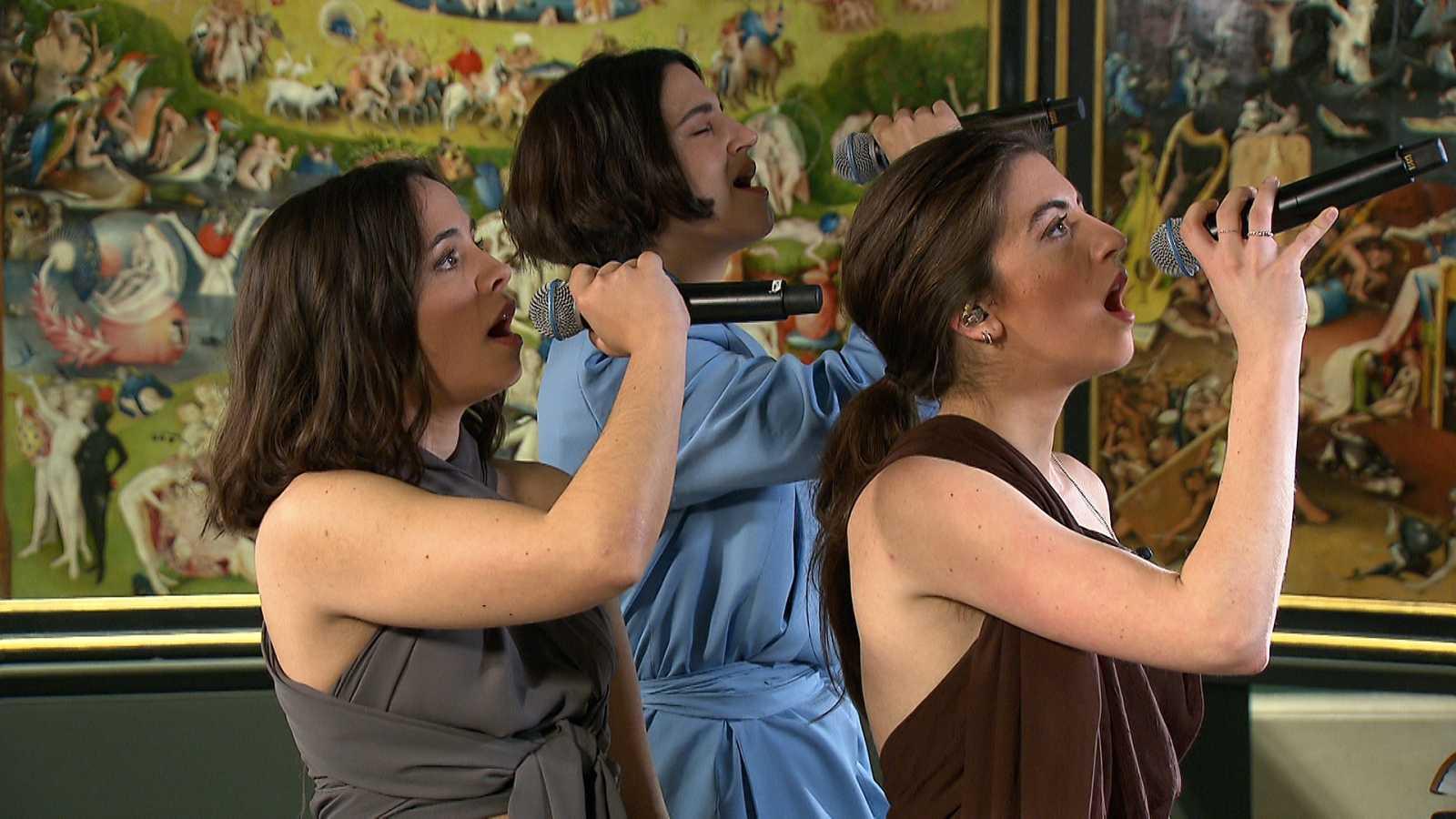 Maria Arnal i Marcel Bagés - Fiera de Mí (Directo Museo del Prado) - 15/03/21 - ver ahora