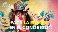 ¿Quién es Paca la Piraña? la actriz trans que ha colado Iglesias en el Congreso