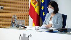 Especial informativo - Comparecencia de la ministra de Sanidad - 10/03/21