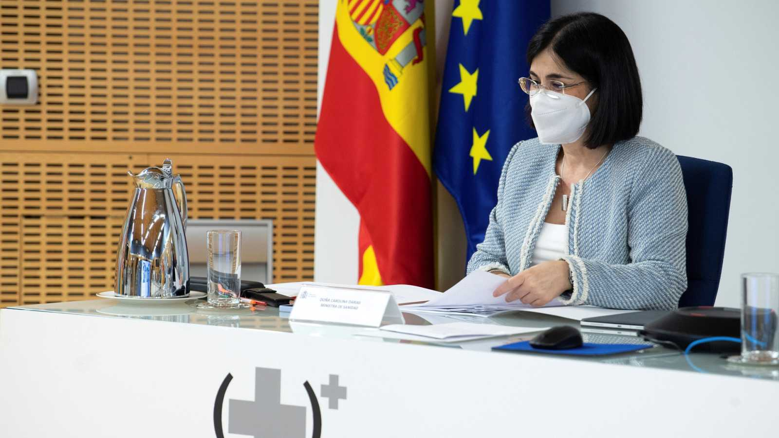 Especial informativo - Comparecencia de la ministra de Sanidad - 10/03/21 - ver ahora