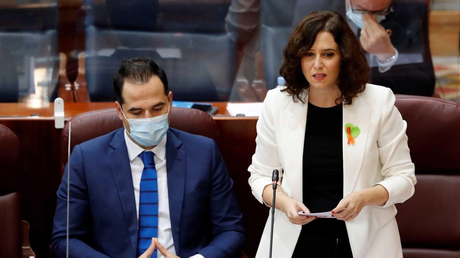 La ruptura entre PP y Cs provoca un terremoto político en España