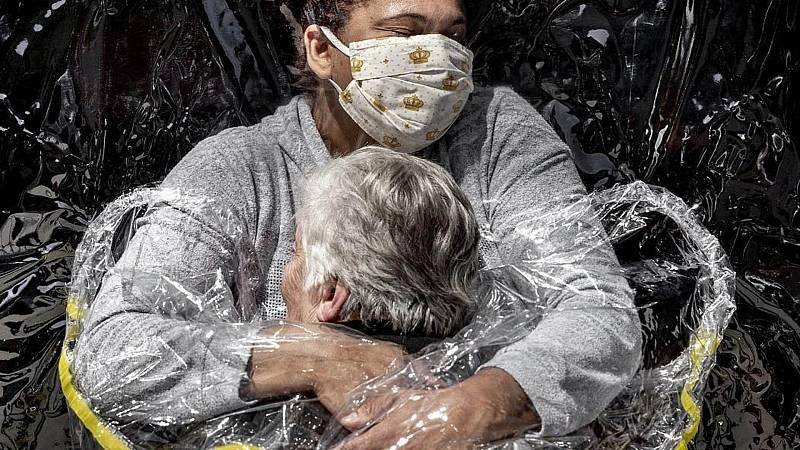 La pandemia destaca entre las nominaciones al premio World Press Photo