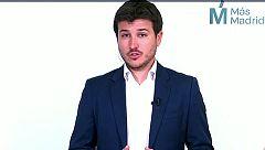 """Gómez Perpinyá (Más Madrid): """"Ayuso ha intentado convocar elecciones tres horas después del registro de la moción de censura"""""""