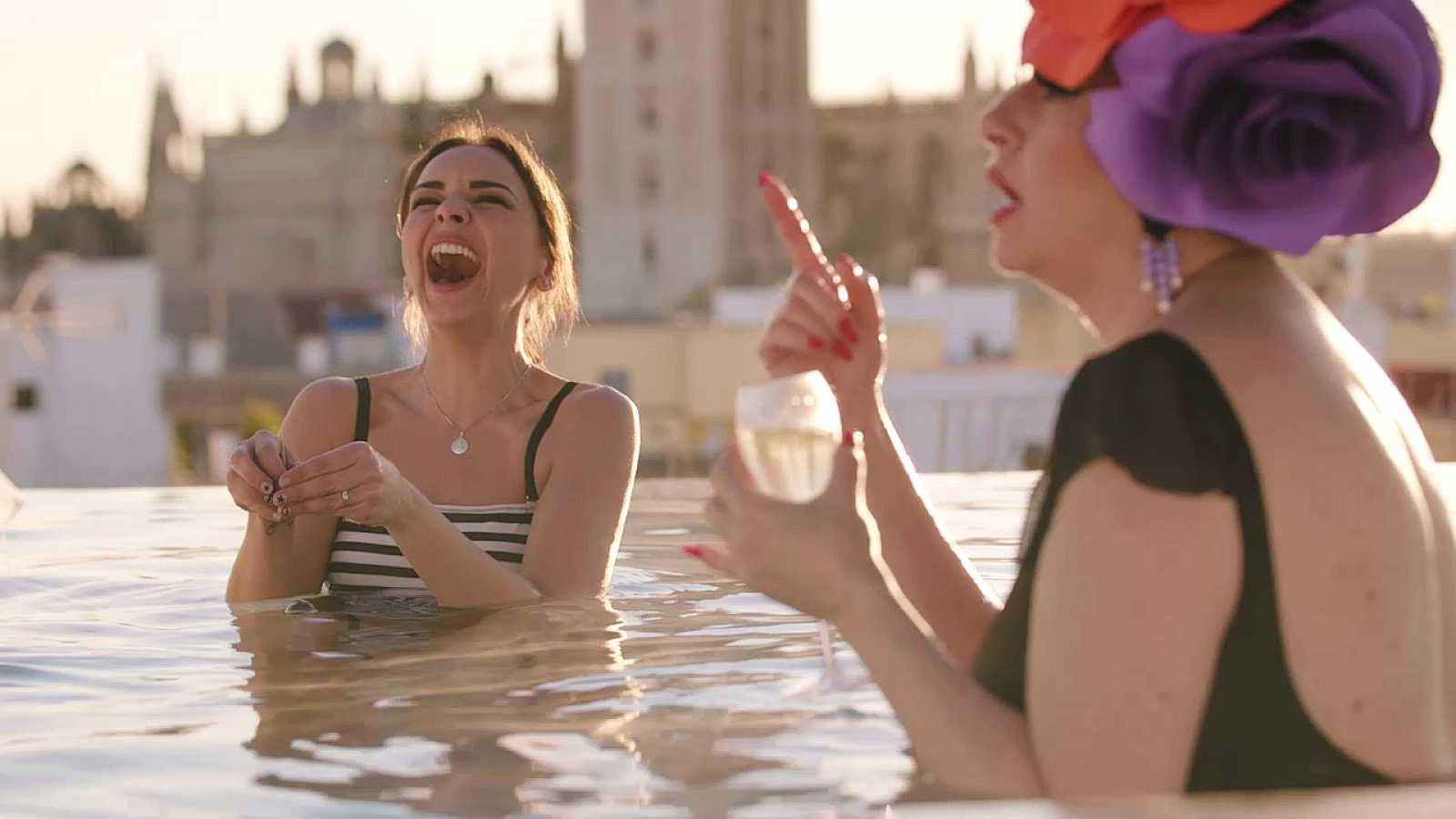 Dos parejas y un destino - Sevilla - Ver ahora