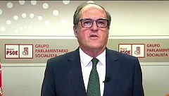 """Gabilondo justifica la validez de la moción: """"La disolución de la Asamblea de Madrid no se ha publicado todavía. Por lo tanto no está en vigor"""""""