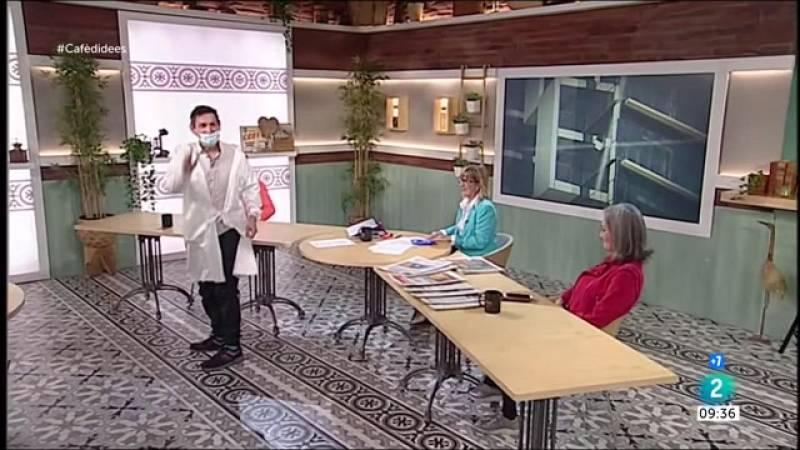 Gerardo Pisarello, Salvador Macip i Albert Pla